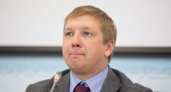 Коболев предупредил: после запуска «NordStream-2» «Газпром» полностью остановит транзит газа по территории Украины