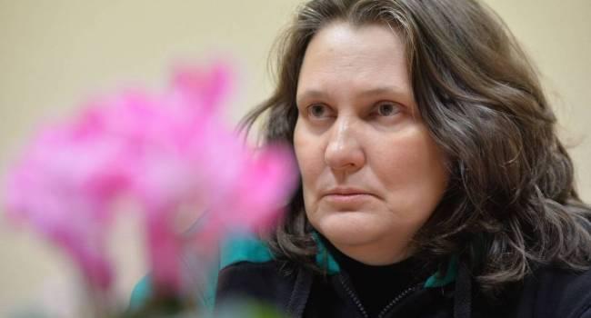 «Либо замерзнете, либо подпишете Минск»: Монтян выступила с грозным заявлением