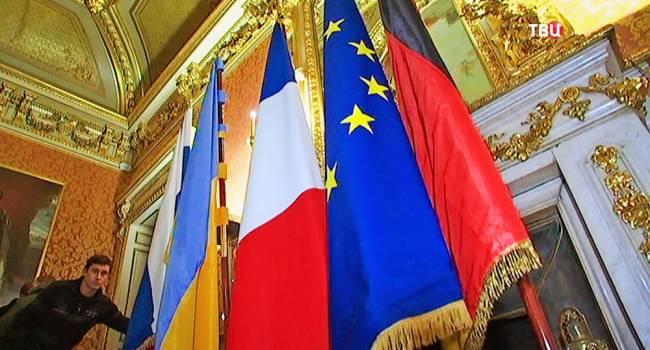Арестович: итоговый документ встречи лидеров «Нормандии» уже согласован, выходит Зеленский с Ермаком слукавили?