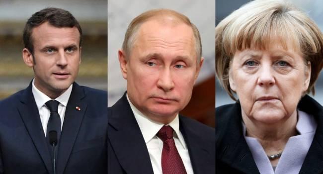Телеведущая: становится ясно, что никаких переговоров в Париже не будет