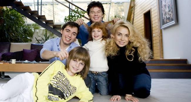 Финансирование отменяется: Газманов рассказал о самостоятельности своих детей