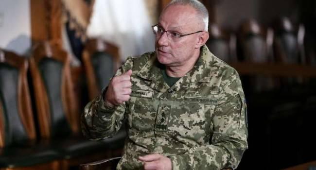 «Пошел на повышение»: Зеленский присвоил Хомчаку новое звание