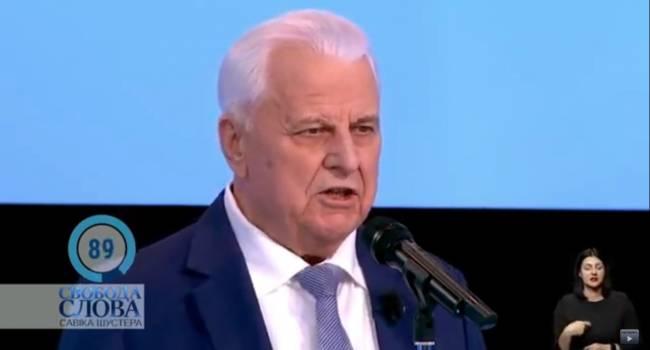 Человек, который сдал ядерное оружие и сделал из Украины объект международных отношений – теперь звезда украинского ТВ, – Бала
