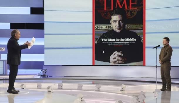 Зеленский не исключил амнистию для боевиков: озвучено условие