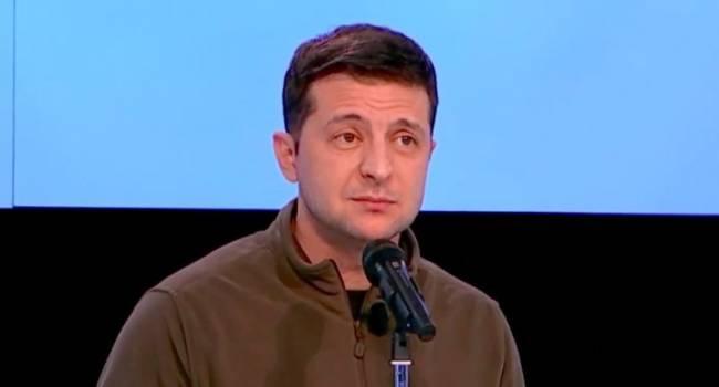 Павел Нусс: с участия Зеленского в шоу Шустера вывод один – Украину точно готовят к капитуляции