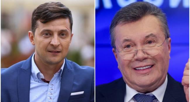 «Есть опасение, что Януковичу придется немного подвинуться и уплотниться на жилплощади в Ростовской области»: Окара предостерег Зеленского