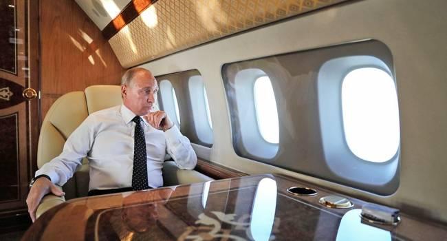 Політолог: Путін їде на Донбас, щоб легалізувати статус-кво