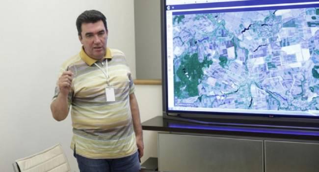 Реинтеграция Донбасса: Секретарь СНБО рассказал о проведенном Зеленским заседании