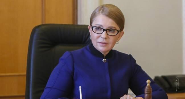 Арестович: если бы Тимошенко сегодня была на месте Зеленского большего миротворца мы бы не нашли