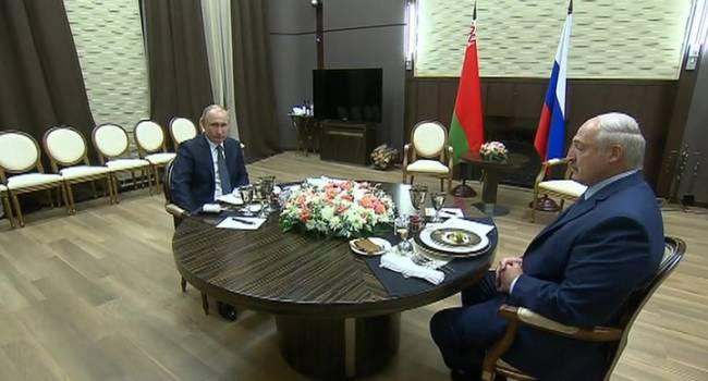 Шесть часов и новые требования: Путин и Лукашенко провели масштабное переговоры