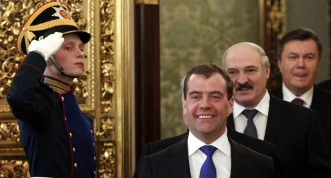 Журналист: вдумайтесь, «Бацька» 20 лет за нос водит Москву, разговорами о дружбе, может белорусам все-таки повезло с ним?