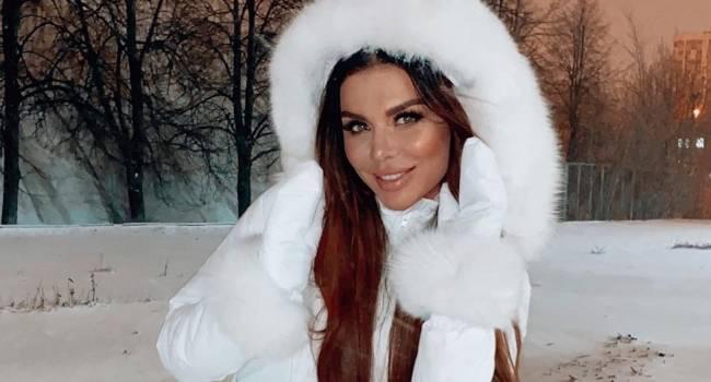 Анна Седокова запускает новый челлендж