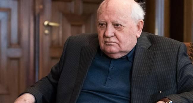 «Недалекий человек с фашистскими взглядами»: Горбачев отреагировал на заявление Жириновского
