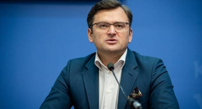 «Нормандская четверка» в Париже: Кулеба рассказал о дипломатическом наступлении Украины