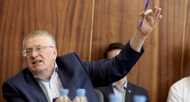 «Россия войдет в Киев и покончит с анархией»: Жириновский рассказал о провале саммита нормандской четверки