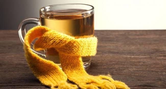 «Имбирный чай с лимоном»: Как быстро вылечить простуду за один день