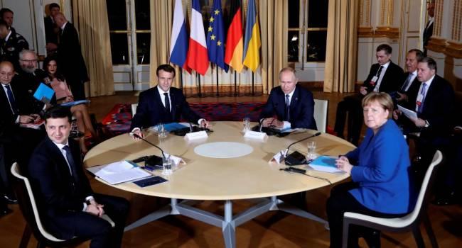 Ким Ахеджаков рассказал, какой результат встречи «Нормандской четверки» будет означать капитуляцию Украины