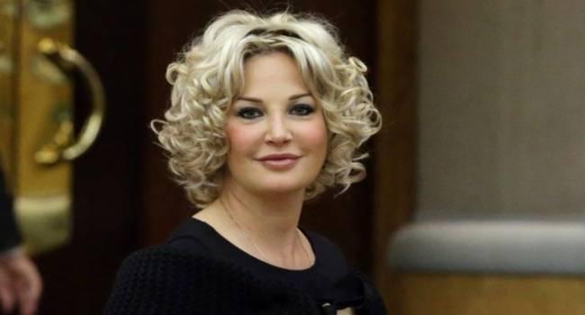 Мария Максакова ждет перемирие между Россией и Украиной, чтобы вновь оправиться на гастроли