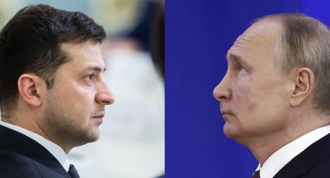 «Договориться о границе не получилось. Зеленский не согласился!»: Источник рассказал о «подводных камнях» в диалоге президентов РФ и Украины