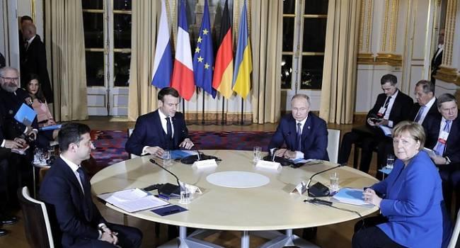 Российский газ по 150 долларов за тысячу кубов и транзит на 3 года: политолог о главных итогах «Нормандии»