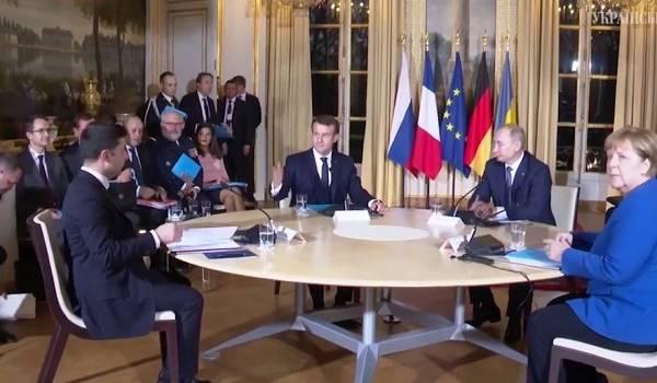 Политолог о нормандской встрече: ее результаты станут известны из СМИ РФ или действий наших властей