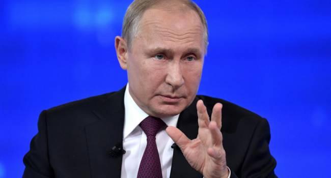 «Нужно выполнять минские договоренности»: Путин объяснил, почему не удалось договориться о возвращении Украине контроля над границей