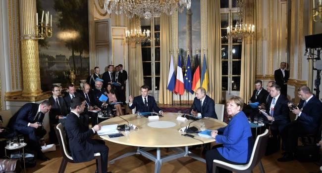 Телеведущая: это только у меня чувство, что Россия на переговорах в Париже получила все, что хотела?