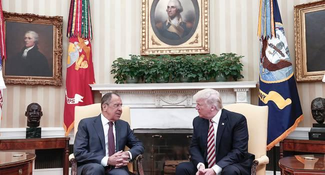 Журналистов не пустят: Лавров и Трамп проведут закрытую встречу