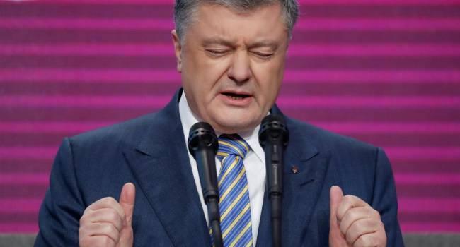 Доний: Порошенко постоянно меняет риторику – когда нужно, он агитирует за единение с РФ, «Партию Регионов», за «Нашу Украину» или против России