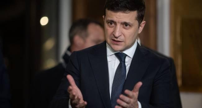 Блогер: Зеленский согласился провести выборы до передачи контроля над границей – читайте внимательно «формулу Штайнмайера»