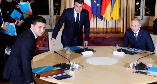 «Путин будет мстить и Зеленскому, и Украине»: Портников считает, что украинский президент унизил хозяина Кремля в Париже