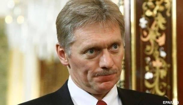 Песков заявил, что вопрос о транзите газа остается открытым