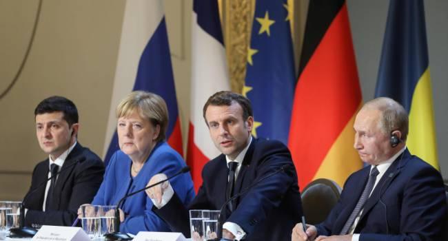 «Победитель нормандского саммита»: Меркель выступила с громким заявлением о Путине