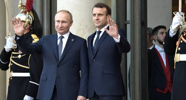 В росСМИ тотальная «зрада»: Путин отказывается от договоренностей в Париже