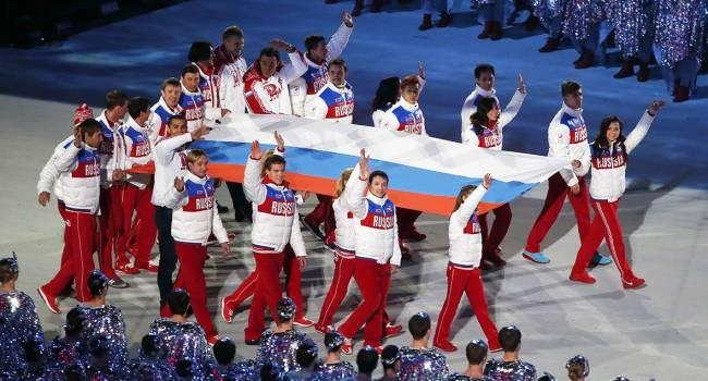 Российские спортсмены наотрез отказались ехать на Олимпиаду без гимна и флага РФ