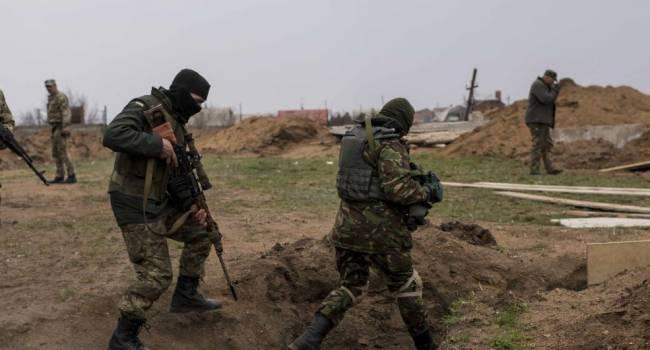 Журналист рассказал, почему несмотря на обещание Путина и Зеленского обстрелы на Донбассе не прекратятся