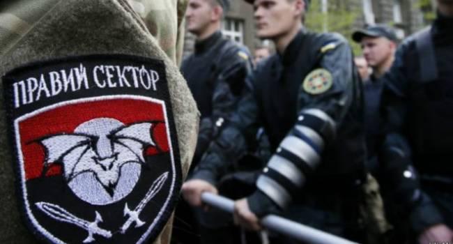 В РФ задержан сторонник «Правого сектора»: В Спецслужбе рассказали, что готовил россиянин