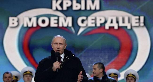 Принят еще один документ, который заставит наследника Путина отказаться от Крыма, – политолог