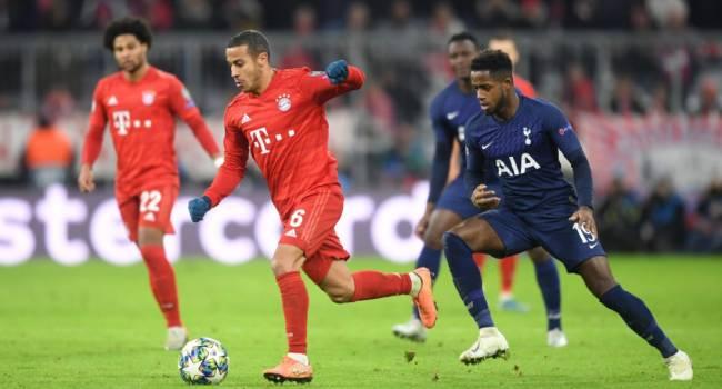 «Бавария» поставила жирную точку в групповом этапе Лиги чемпионов, обыграв «Тоттенхэм» со счетом 3:1