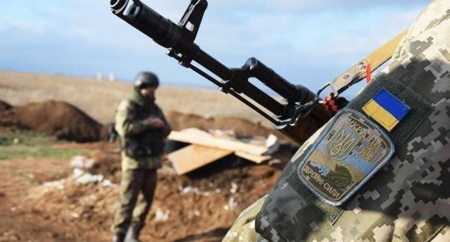 Ситуация на Донбассе: Силы ООС потеряли двух человек