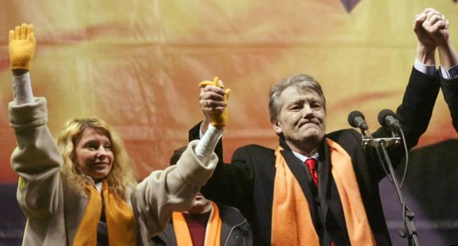 «Сделала все правильно»: Тимошенко заявила, что не считает ошибочным решение поддержать Ющенко