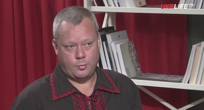 Сазонов: в шоке от решения погранслужбы и СБУ, теперь вся надежда на Нацкорпус и Правый сектор