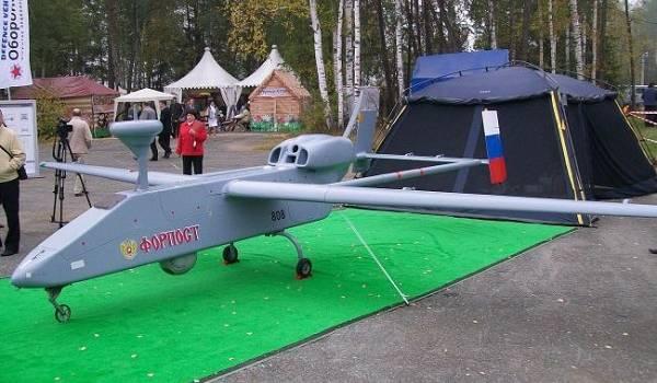 РФ осуществила запуски беспилотников в Крыму