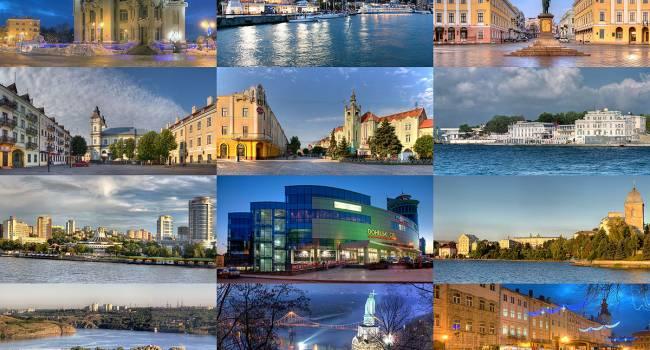 «Чем больше, тем лучше?»: Украинцы составили рейтинг городов с наиболее высоким уровнем возможностей и свобод для человека