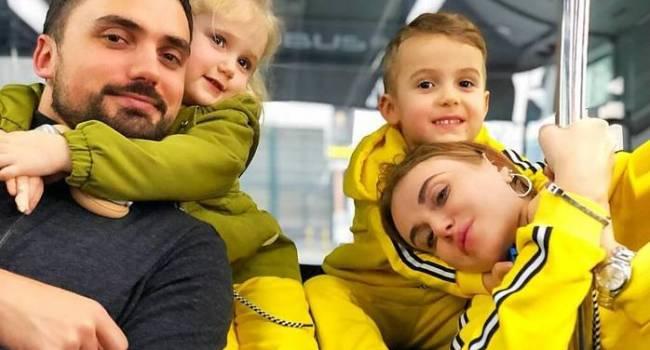 Папа на праздник не пришел: Каминская показала, как отпраздновала день рождения сына  в кругу родных