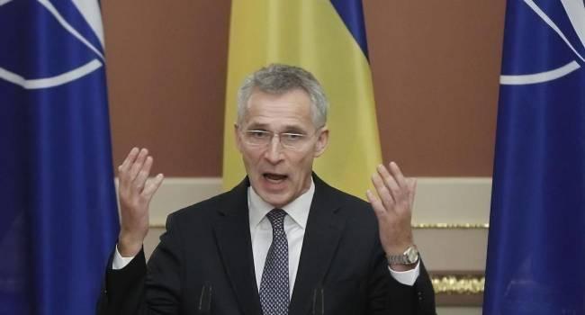 Столтенберг сообщил об усилении позиций НАТО в регионе Черного моря