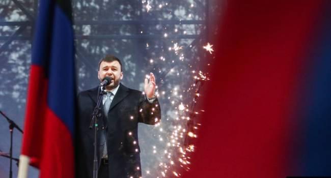 Кортеж Дениса Пушилина на скорости «влетел» в «ГАИ ДНР» - «Донецкий Абориген»