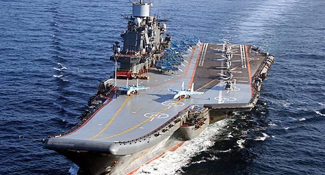 Пожар на авианосце «Адмирал Кузнецов» в России: стало известно о погибших в результате инцидента
