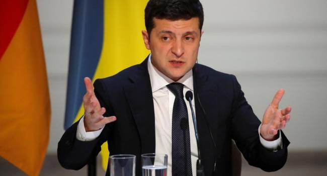 «Если Украине вернут Донбасс и Крымский полуостров»: Зеленский заявил, что может пожать руку Путину и 10, и даже 100 раз