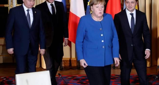 «Президент-недоразумение» все больше матереет, и уже заслужил первую боевую нашивку за встречу с Путиным - мнение